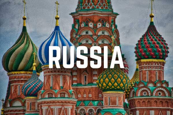Russia Travel Guide