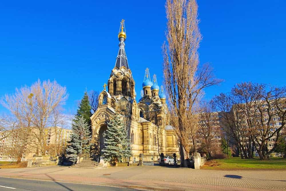 Russian Orthodox Church in Dresden
