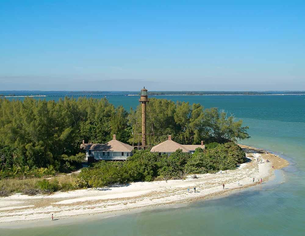Sanibel Lighthouse Beach Park