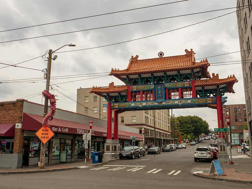 Chinatown International-District