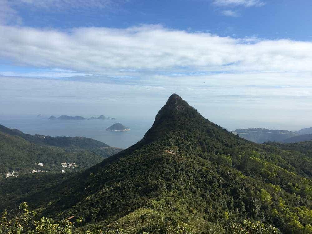 Sharp Peak in Hong Kong