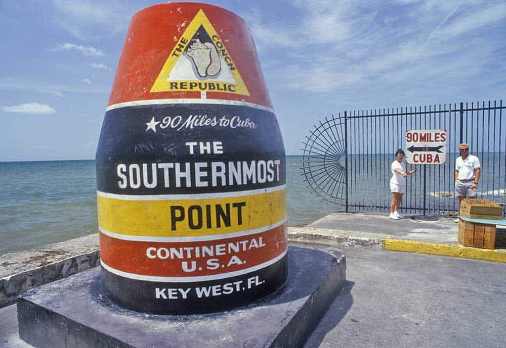 Southernmost Point of the Continental United States