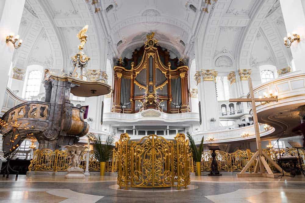 St. Michael's Church in Hamburg
