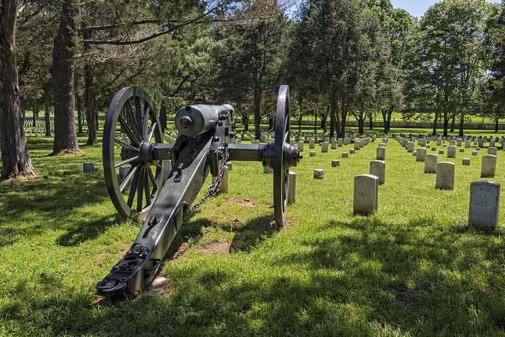 Stones River National Battlefield, TN