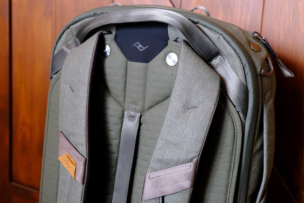 Shoulder Straps - Peak Design