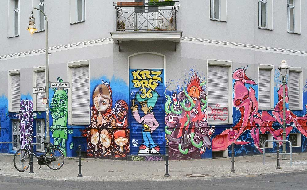 Street Art in Kreuzberg