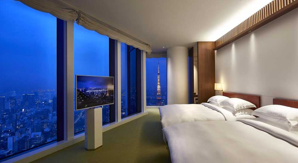 Suite at Andaz Tokyo