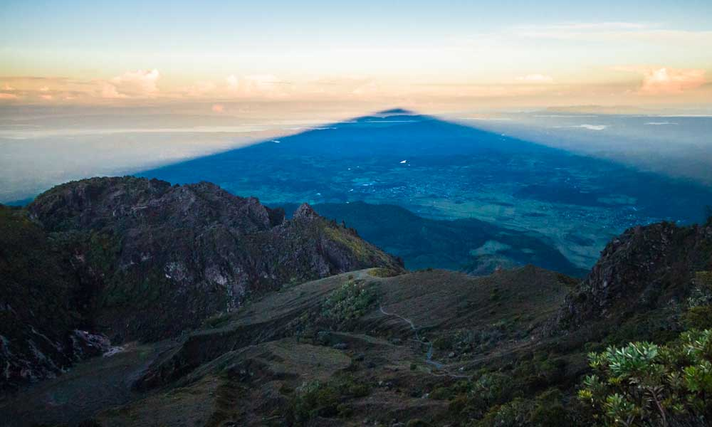 Sunrise Volcan Baru Boquete
