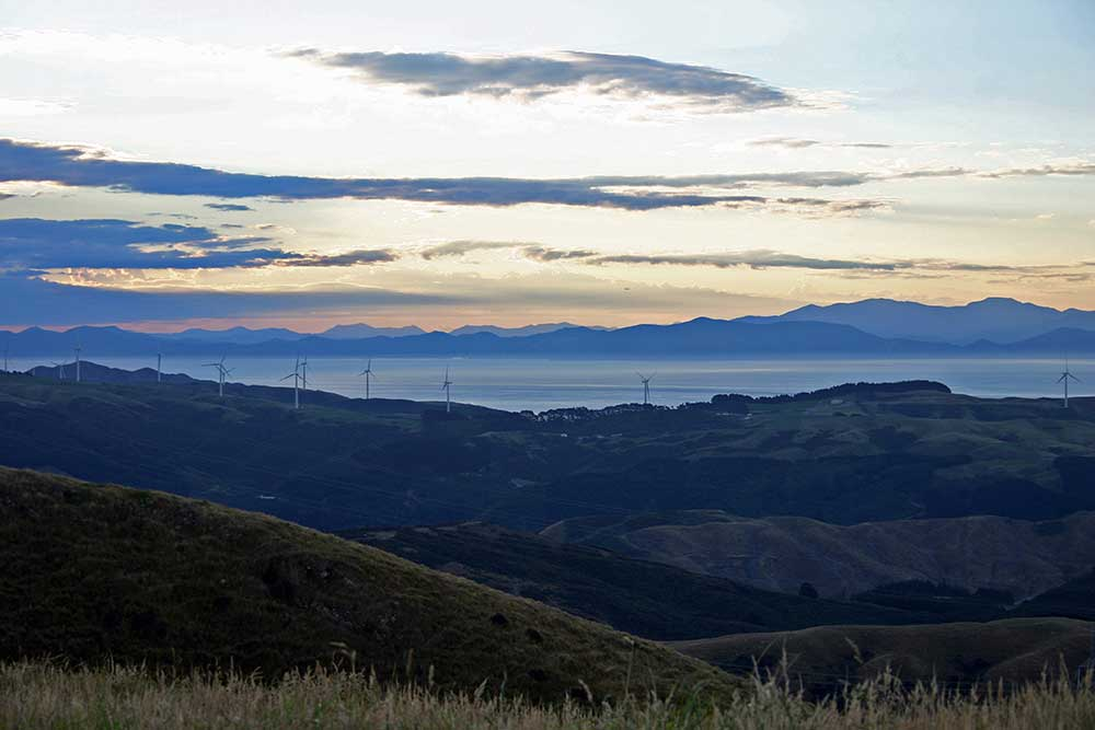 Sunset @ Mount Kaukau
