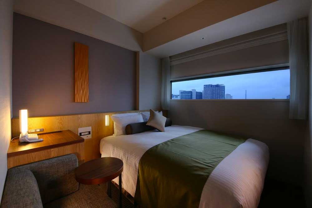 Superior Double Room at Hotel Gracery Shinjuku