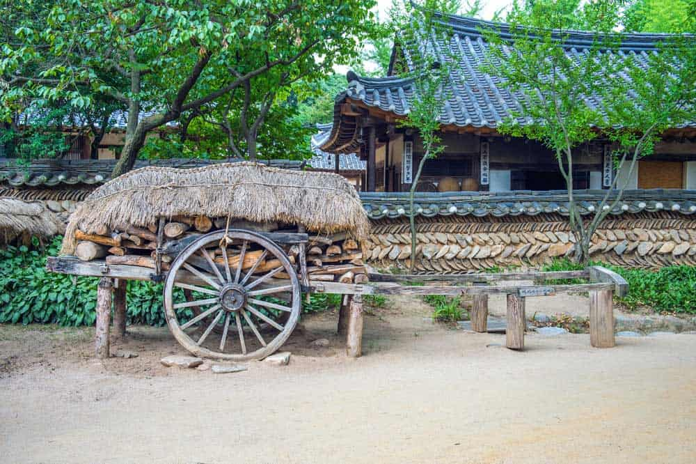 Suwon Korean Folk Village