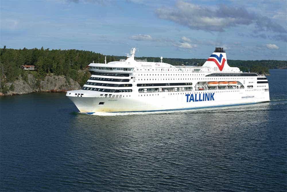 Tallink Ferry