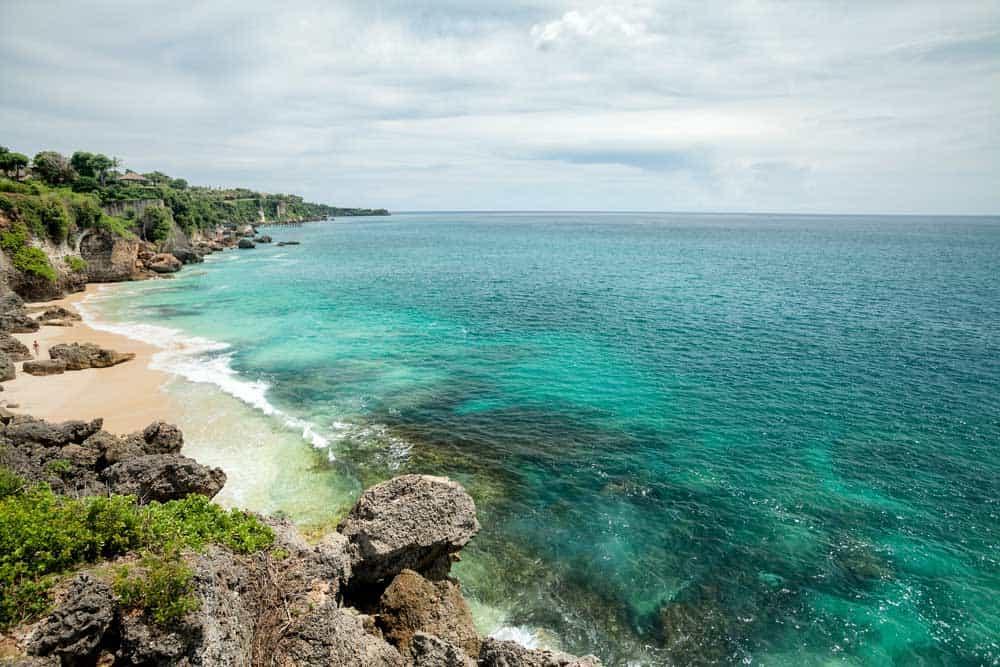 Tengal Wangi Beach