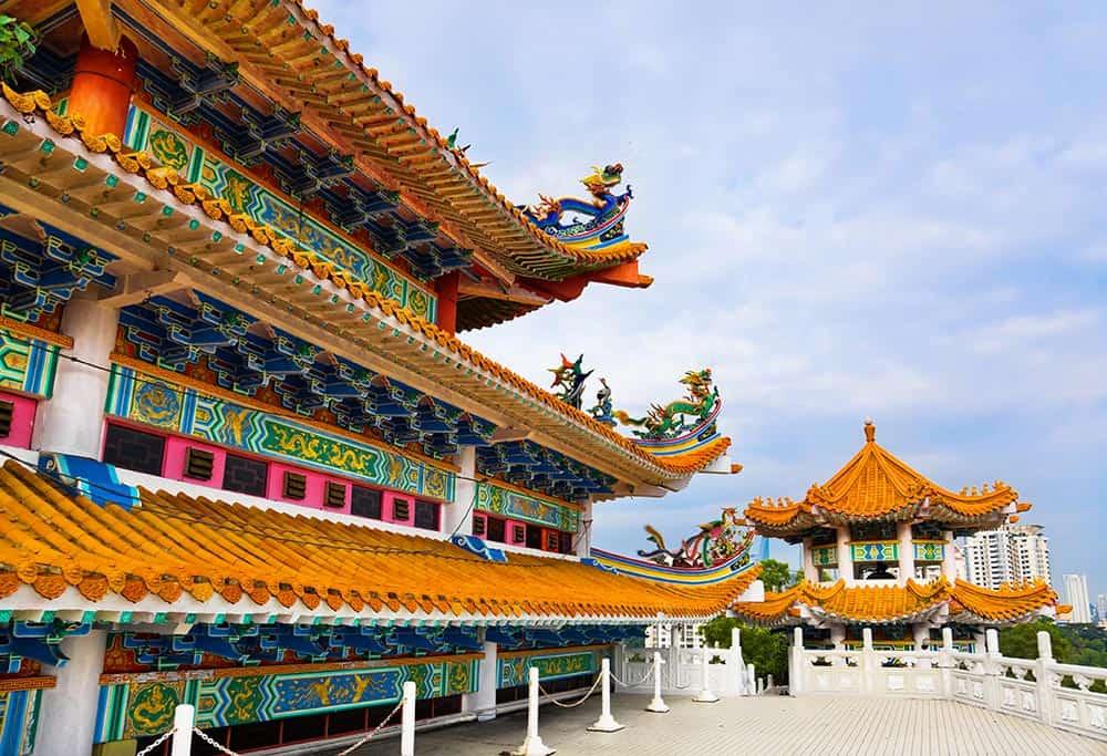 Thean Ho Temple Bangsar South