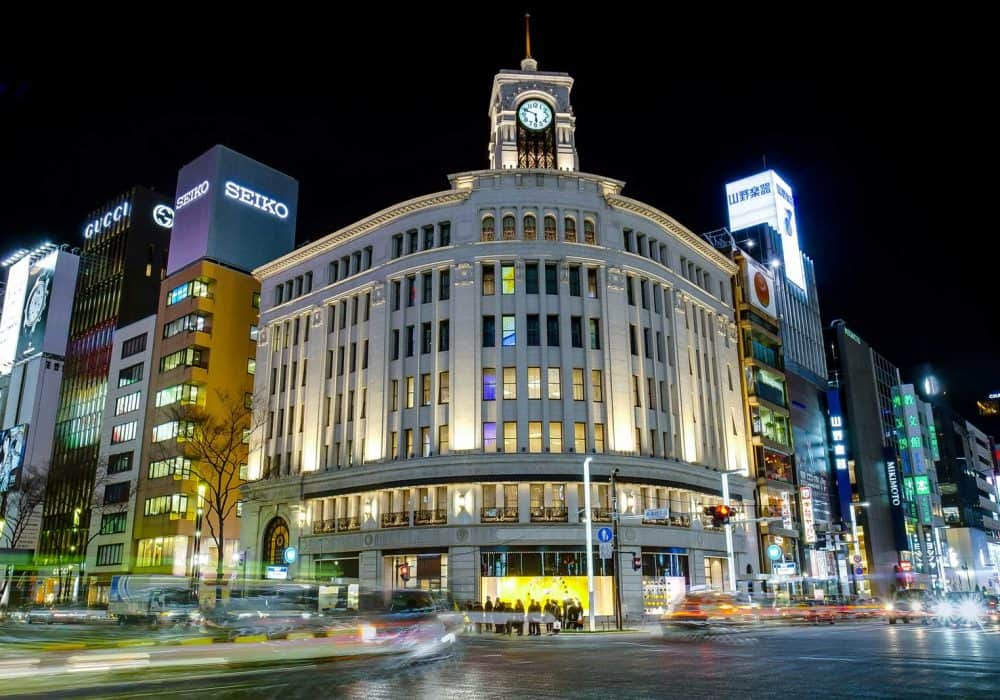 Things to Do in Ginza (Tokyo, Japan)