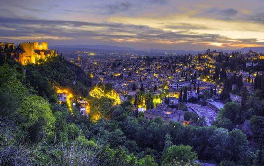 The Granada Spain Ideas