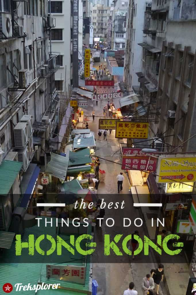 Planning a trip to Hong Kong? Discover what to do with this complete guide to the best things to do in Hong Kong. Includes recommendations on the best attractions, what to see, and what to eat. #hongkong #asia #travel