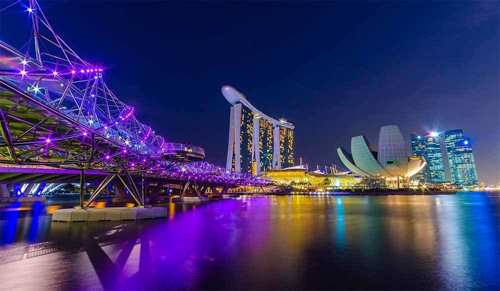 Things to Do in Marina Bay, Singapore