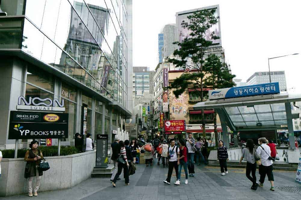 Things to Do in Myeongdong (Seoul, Korea)