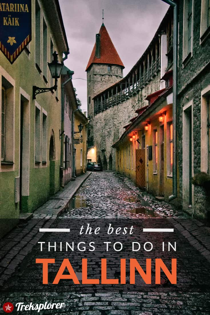 Planning to visit Tallinn? Fill up your schedule with this list of the best attractions, points of interest & things to do in Tallinn! #tallinn #attractions #estonia #baltics #travel