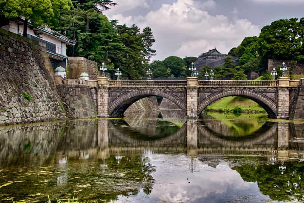 Nijubashi Bridge Imperial Palace