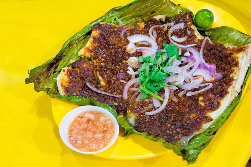 Top Singapore Dishes: Sambal Stingray