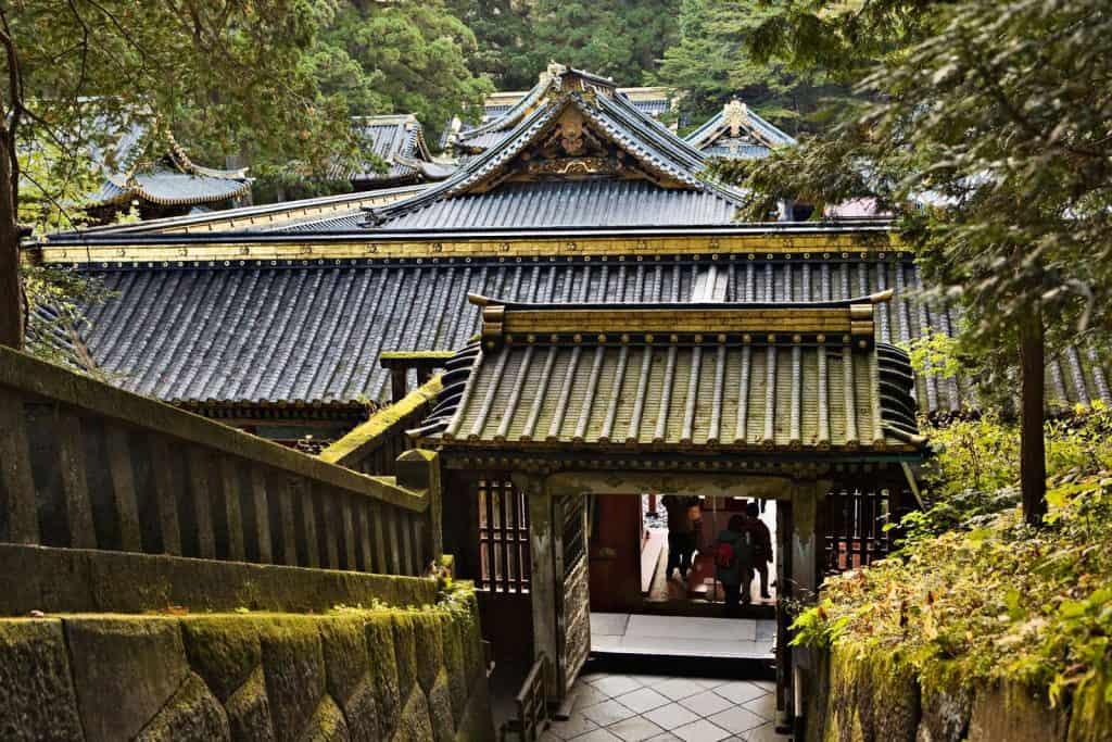 Toshogu in Nikko