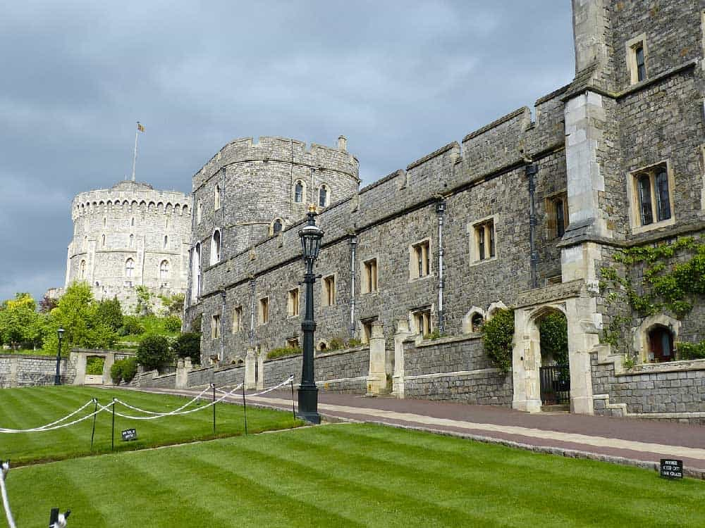 Tower of London in London, England, United Kingdom
