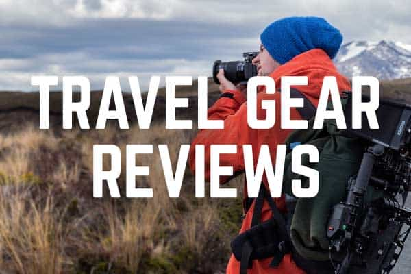 Travel Gear Reviews
