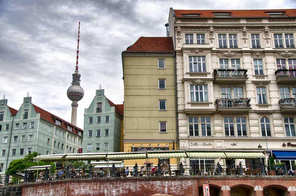 Nikolaiviertel, Berlin, Germany