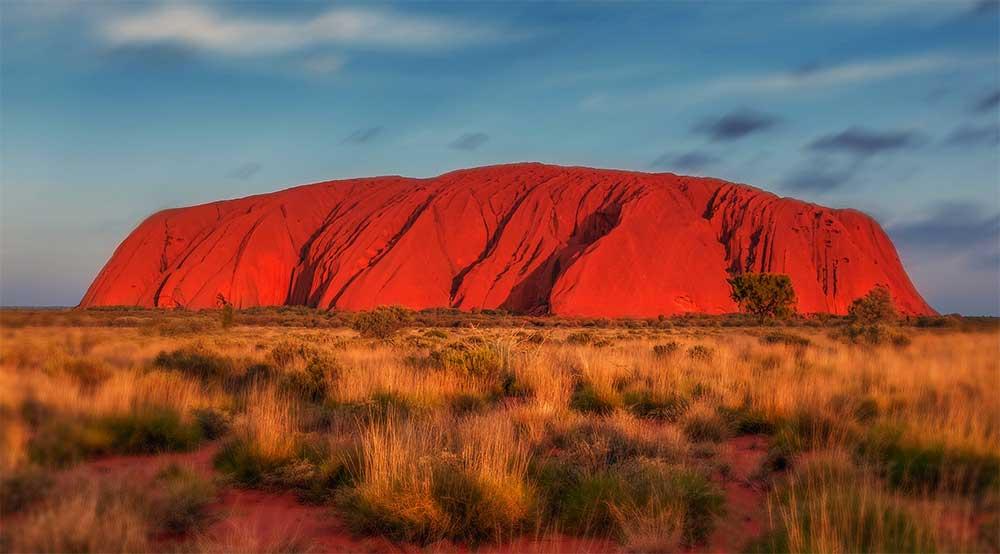 Uluru (Ayer's Rock) in Australia