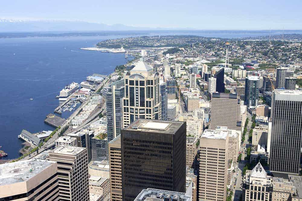 View from Columbia Center
