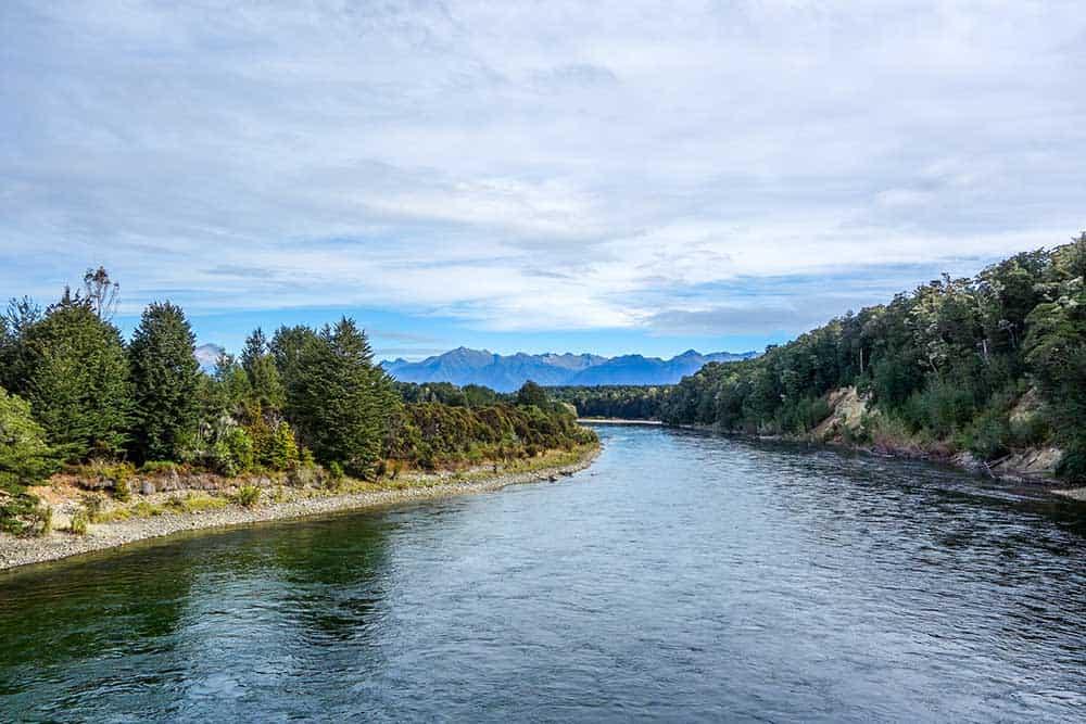 Waiau River Fiordland National Park