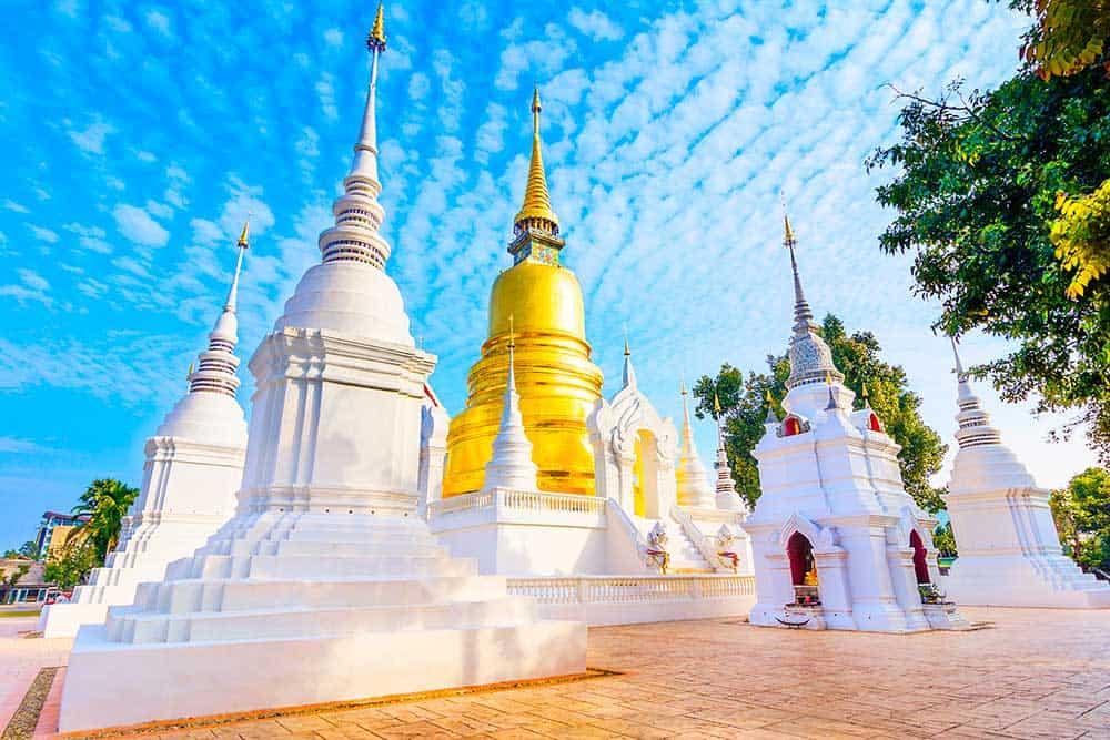 Wat Suan Dok Nimman