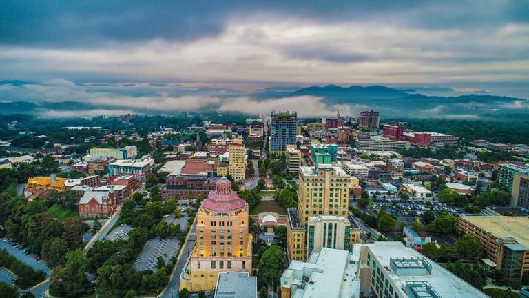 Where to Stay in Asheville, NC