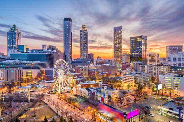 Where to Stay in Atlanta, GA