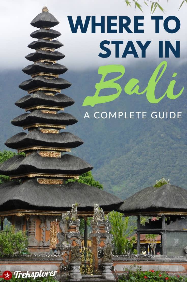 Deciding where to stay in Bali, Indonesia? Get help with this complete guide to the best places to stay in Bali including a summary of the best areas, towns, and best hotels in Bali for travellers. #bali #indonesia #southeastasia #accommodations