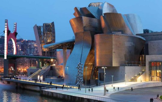 Where to Stay in Bilbao, Spain