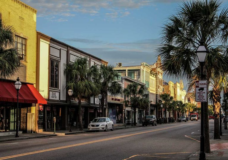 Where to Stay in Charleston, SC