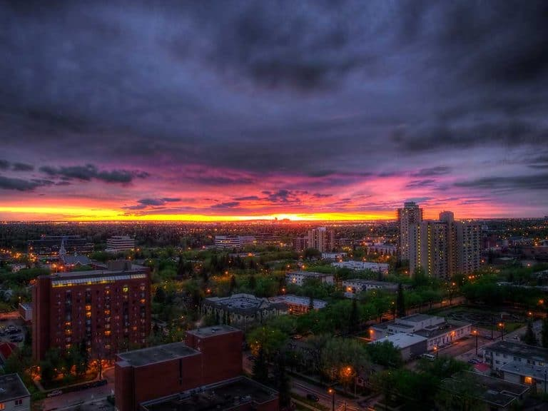 Where to Stay in Edmonton