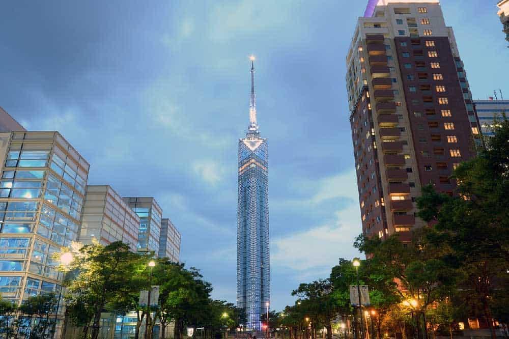 Where to Stay in Fukuoka