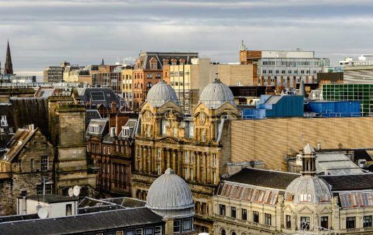 Where to Stay in Glasgow, Scotland: The Best Hotels & Areas
