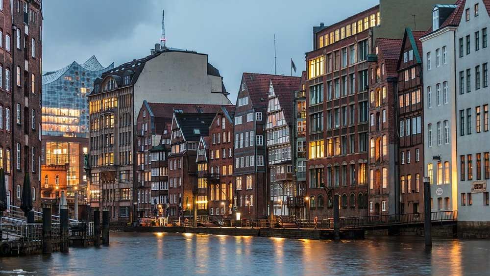 Hamburg germany massage thai Siri Thai