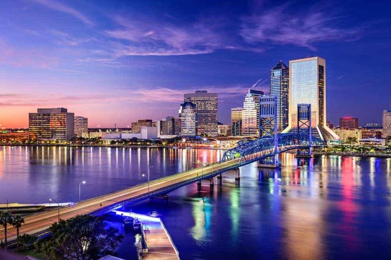 Where to Stay in Jacksonville, FL