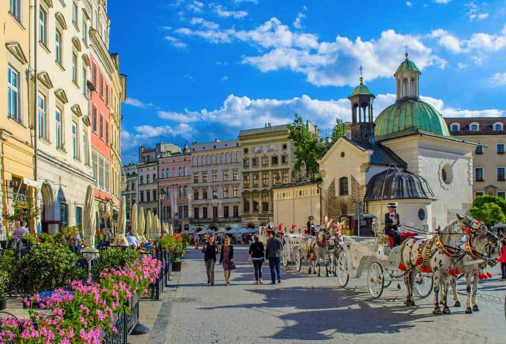 Where to Stay in Krakow, Poland: The Best Hotels & Neighbourhoods for Travellers