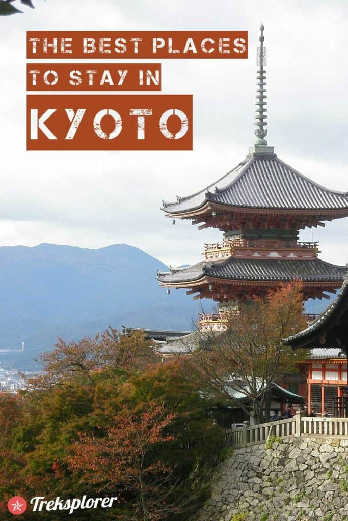 Can't decide where to stay in Kyoto? Make your decision easier with this guide to the best places to stay in Kyoto including the best neighbourhoods, areas, and hotels! #kyoto #japan #hotels #accommodations