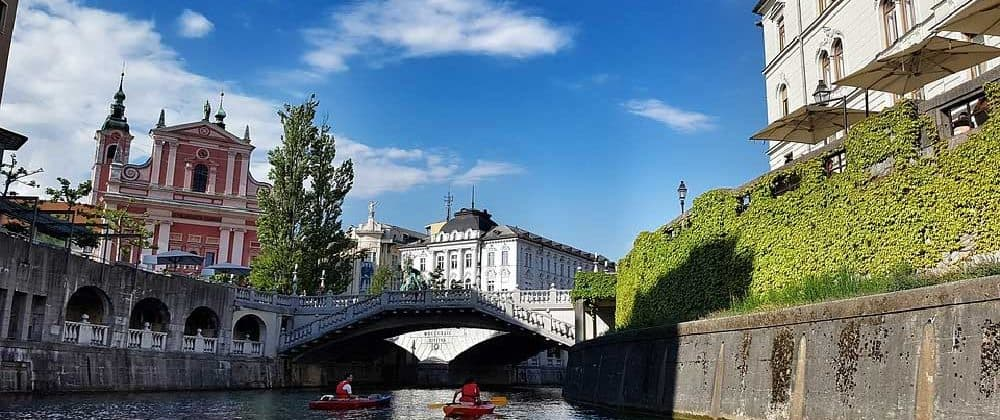 Where to Stay on Ljubljana