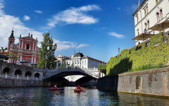 Where to Stay on Ljubljana