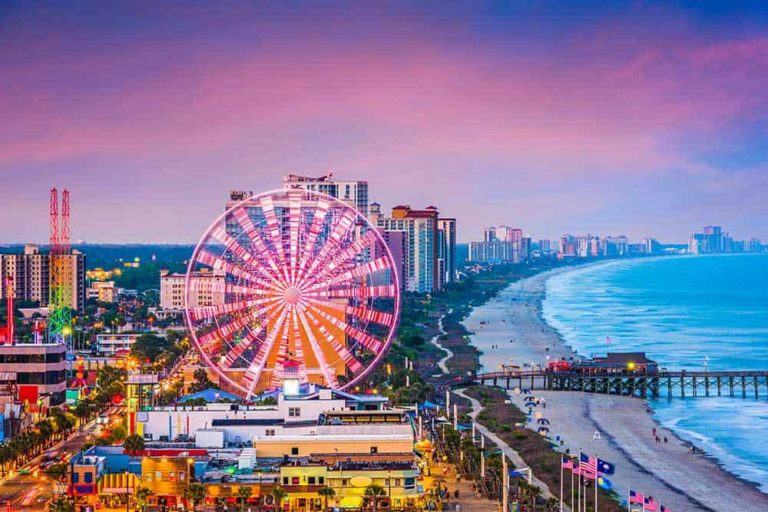 Where to Stay in Myrtle Beach, SC