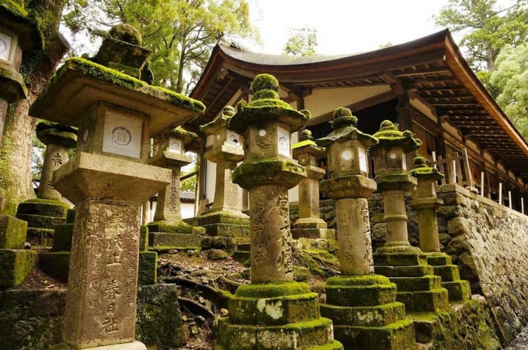 Where to Stay in Nara Japan